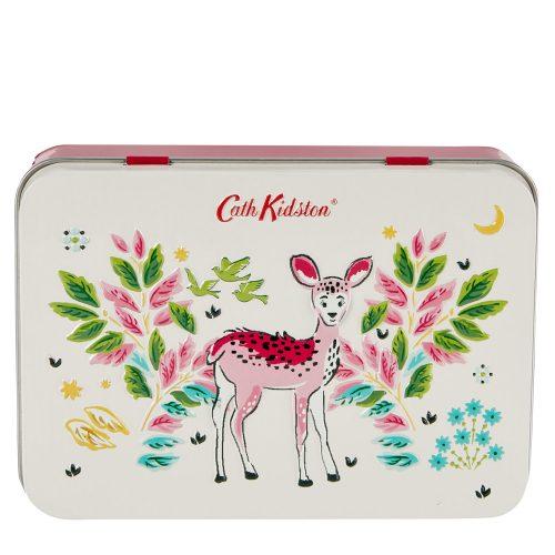 Cath Kidston - Magical Woodland Hand & Lip Tin Gift Set