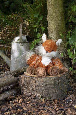 Wrendale Designs Autumn Fox Plush - PLUSH002