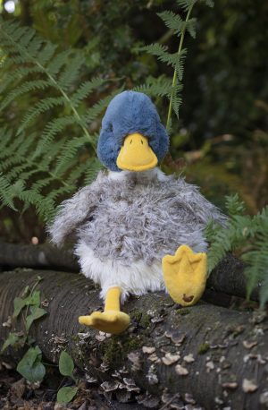 Wrendale Designs Webster Duck Plush - PLUSH003