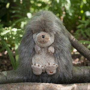 Wrendale Designs Mabel Hedgehog Plush - PLUSH004