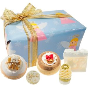 Heaven Scent Angel Christmas Gift Pack - Bomb Cosmetics