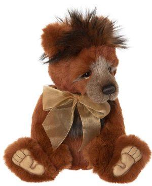 Brimble Bear, 41 cm – Charlie Bears Plush CB202024B