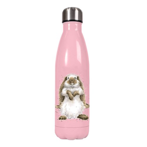 Piggy in the Middle Water Bottle - Wrendale Designs