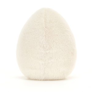 Jellycat Amuseable Happy Boiled Egg, 14x8 cm