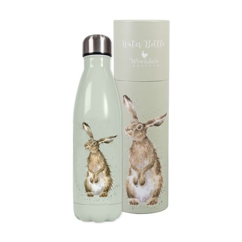 Hare Water Bottle - Wrendale Designs