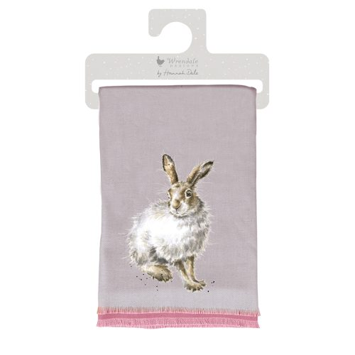 Mountain Hare Winter Scarf WSCF001 - Wrendale Designs