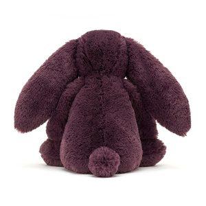 Jellycat Bashful Plum Bunny - Small 18 x 9 cm