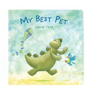 My Best Pet Dinosaur Story Book - Jellycat