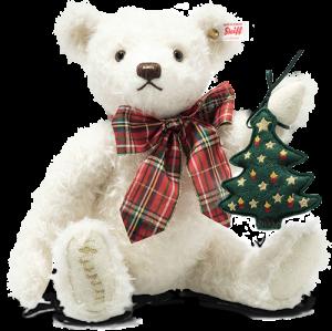 Steiff 2020 Christmas Teddy Bear - Musical Limited Edition EAN 006906