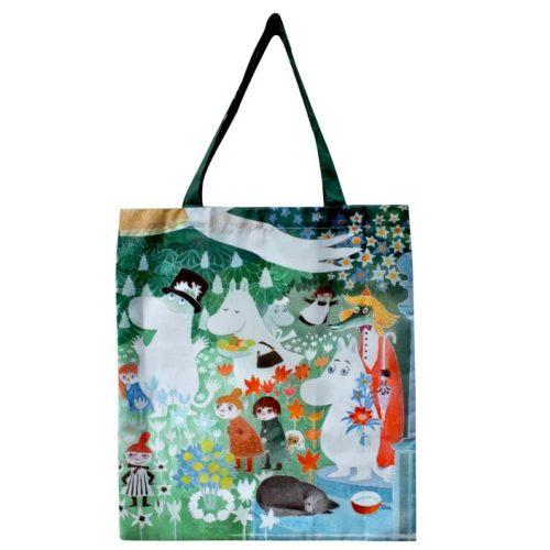 The Moomins Dangerous Journey Foldable Shopper Bag - Disaster Designs