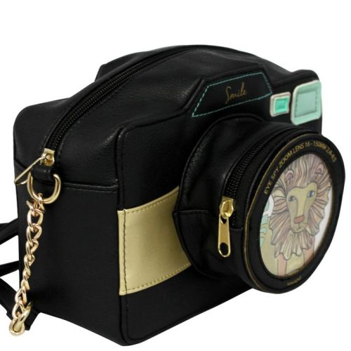 Camera Shaped 'Eye Spy' Mini Bag - Disaster Designs