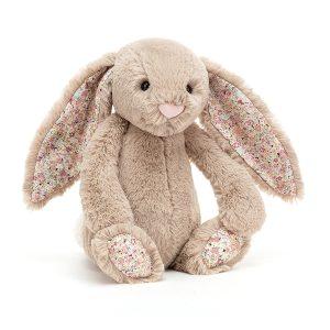 Jellycat Blossom Bea Beige Bunny - Medium 31 cm
