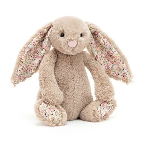 Jellycat Blossom Bea Beige Bunny - Small 18 cm