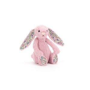Jellycat Blossom Tulip Pink Bunny - Small 18 x 9 cm