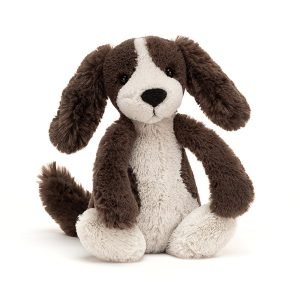Jellycat Fudge Spaniel Puppy - Small 18 x 9 cm