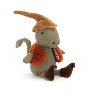 Jellycat Forest Forager Nook, 23 x 8 cm