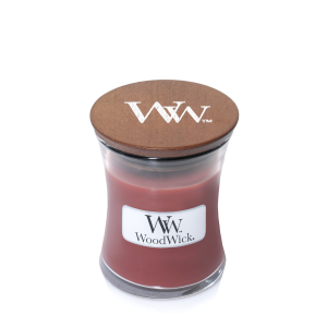 WoodWick Redwood Mini Hourglass Candle, 85g