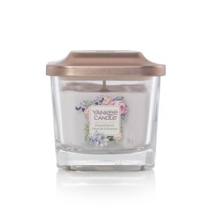 Yankee Candle Elevation Collection - Passionflower - Small 1-Wick Square Candle