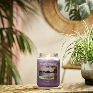 Bora Bora Shores - Yankee Candle - Classic Large Jar, 623g