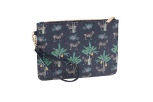 Jungle Zebra Beauty Bag