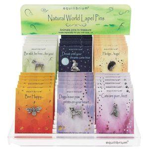 Natural World Horse Pin - Equilibrium