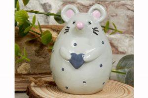 Cute Mouse Ornament - Langs