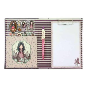 Santoro Gorjuss Little Wings Clip Pad Stationery Set