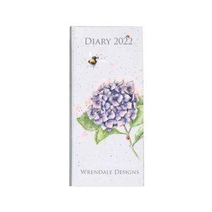 2022 Slim Hardback Diary - Wrendale Designs